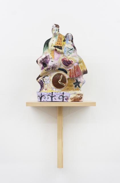 Jon Pilkington, 'Clock face', 2019, V1 Gallery