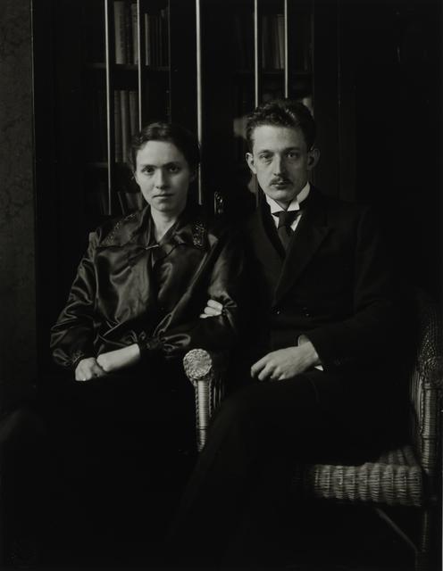 August Sander, 'Clergyman and Wife, c. 1929', Galerie Julian Sander