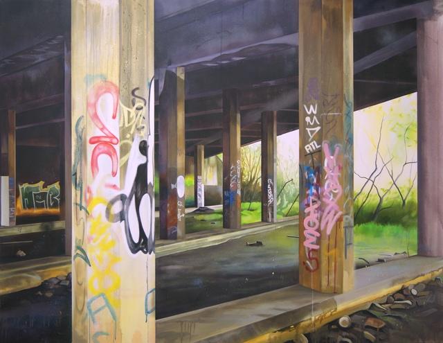 , 'Subterranea ,' 2017, Arusha Gallery
