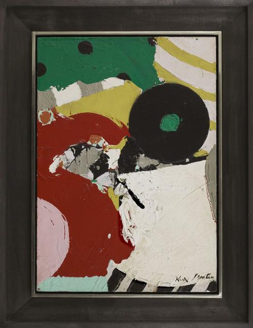 , 'Edge No. 2,' 1964, Vallarino Fine Art