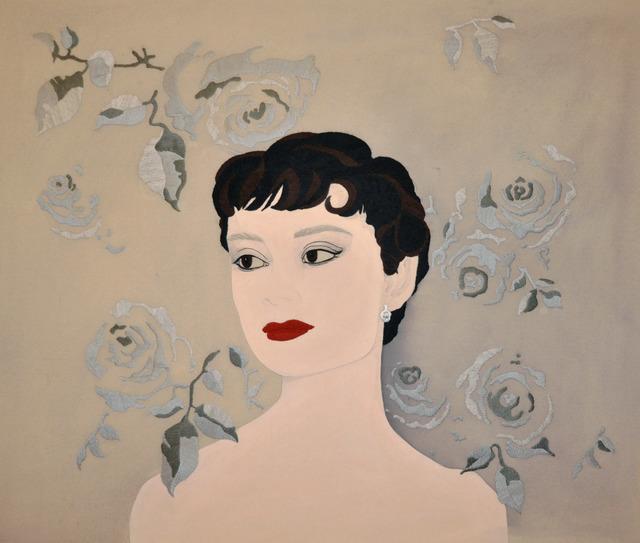 , 'Audrey Hepburn portresi // Portrait of Audrey Hepburn,' 2015, KUAD GALLERY