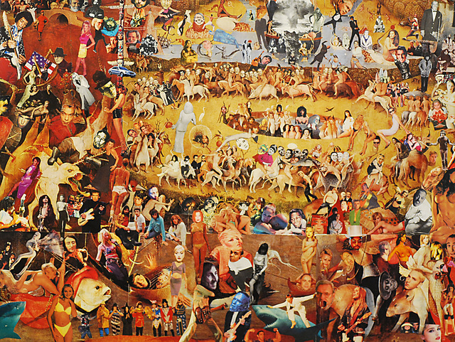 , 'Celebrity Heaven #1,' 2004, Fountain House Gallery