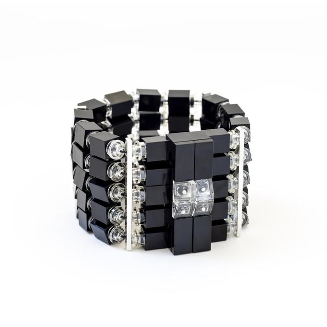 , 'Blackstar 1X5 LE Bracelet,' 2016, Facèré Jewelry Art Gallery