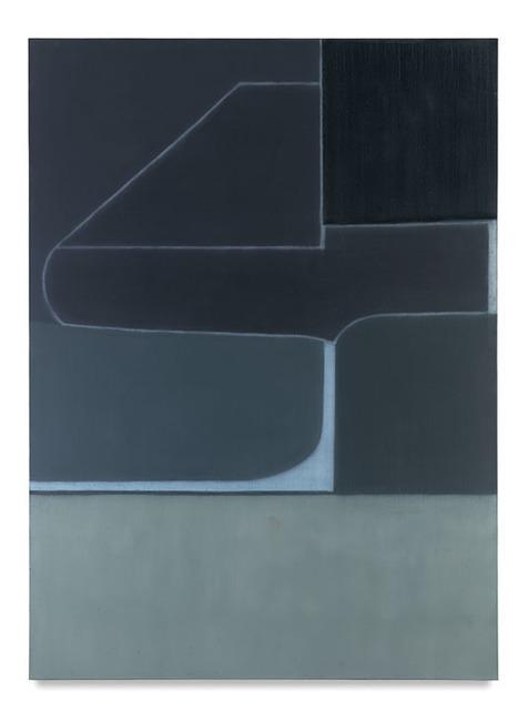 , '717 (Blue almanac),' 2016, Ameringer | McEnery | Yohe