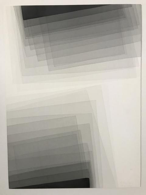Joachim Bandau, '14.5.2013', 2013, Sebastian Fath Contemporary