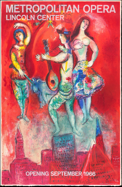 Marc Chagall, 'Carmen', 1967, Christopher-Clark Fine Art