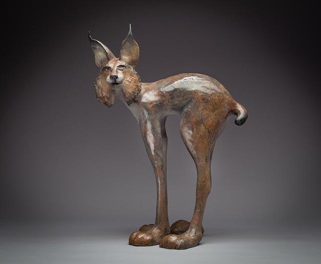 , 'El Gato Grande,' 2017, Mirada Fine Art