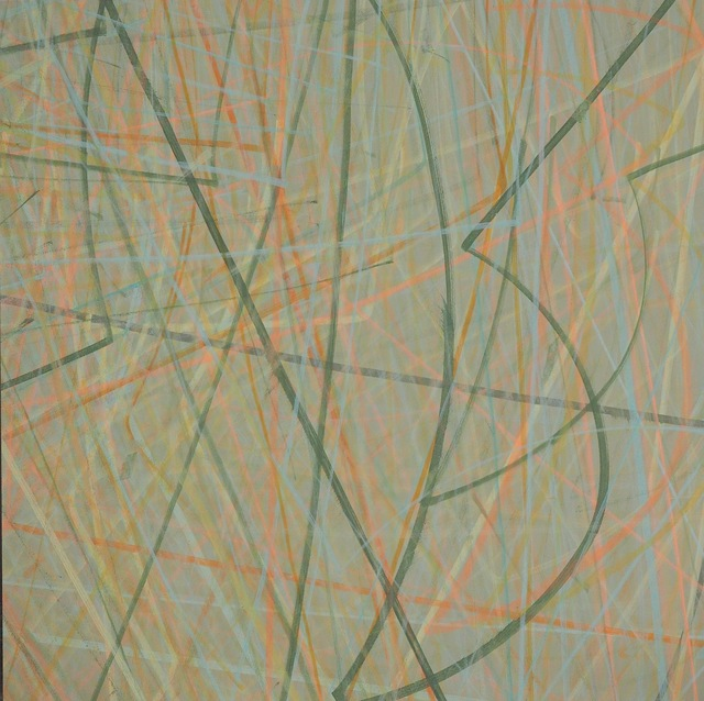 Michael Sebastian Haas, 'Sensing Colorspace ', 2019, Mixed Media, Custom hard-and-software, acrylic paint, fibre board, Quantum Gallery