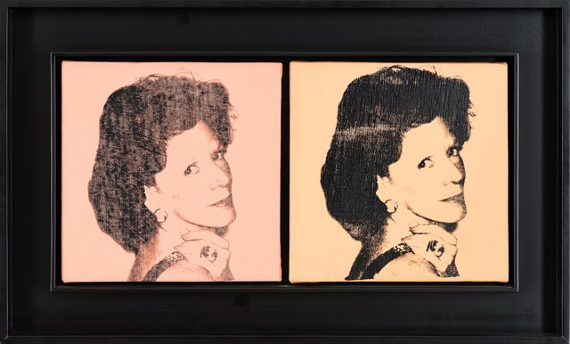 Andy Warhol, 'Caroline Law (Mrs. Theodore) (PO 50.556', 1975, Print, Synthetic polymer paint and silkscreen ink on canvas, Heritage Auctions
