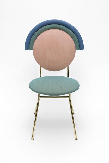 , 'Iris Chair,' 2015, Manfredi Style