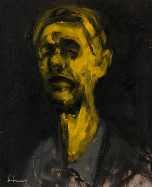 , 'Autoritratto Giallo,' 2010, Litvak Contemporary