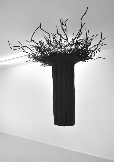 , 'Upside Down Tree,' 2016, Suzanne Tarasieve