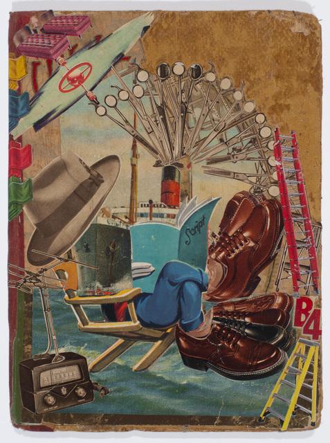 , 'Script,' 2016, Tayloe Piggott Gallery