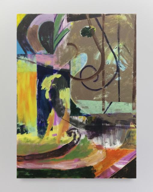 , 'Outhouse, Mojo,' 2017, V1 Gallery