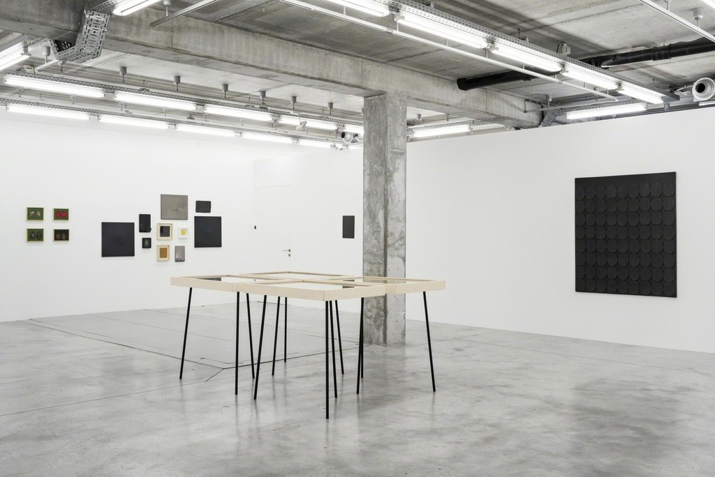 Turi Simeti 'Le Choix du signe', curated by Natacha Carron at Almine Rech Gallery in Brussels 28.05 - 25.07.2015 Courtesy of the artist and Almine Rech Gallery Photos: © 2015 Sven Laurent - Let me shoot for you