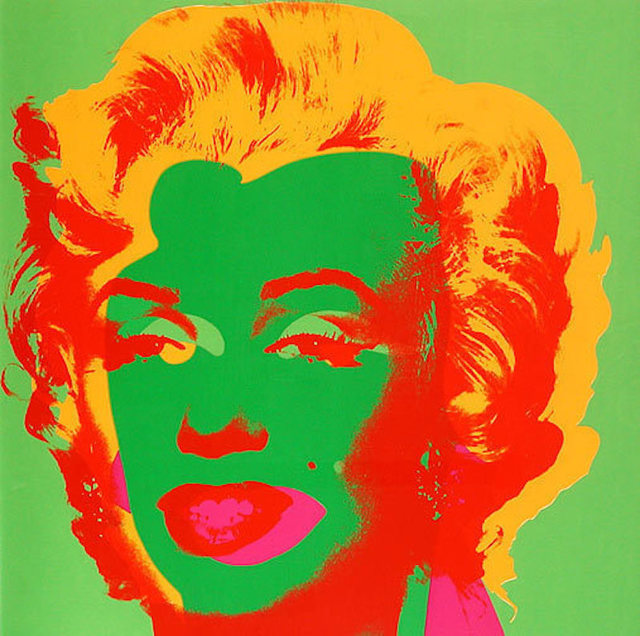 Andy Warhol, 'Marilyn #25', 1967, michael lisi / contemporary art
