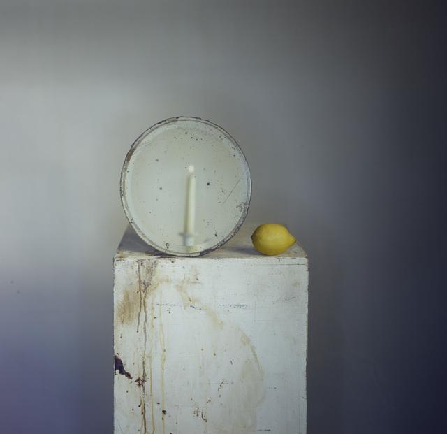 Richard Learoyd, 'Lemon, Mirror, Candle 4', 2019, Pace/MacGill Gallery