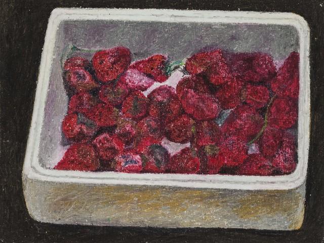 , 'Rotten Strawberry,' 2016, Galerie SOON