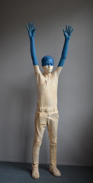 Willy Verginer, 'Acqua Alta Figure 9', 2019, Galerie LeRoyer