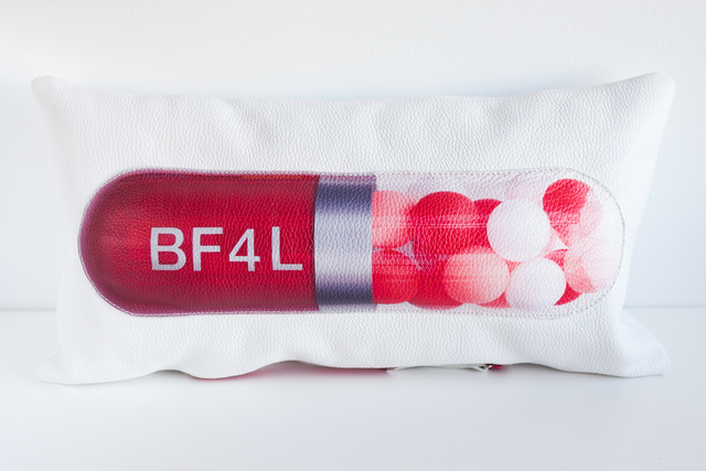 , 'LIMITED EDITION BLTC: BF4L PILL-OW,' 2017, ArtStar