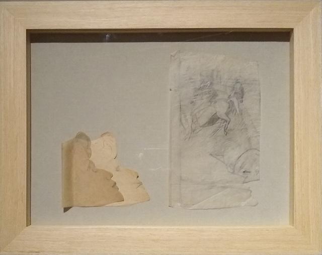 , 'Búfalo Bill y Toro Sentado (2),' 1979, Casas Riegner