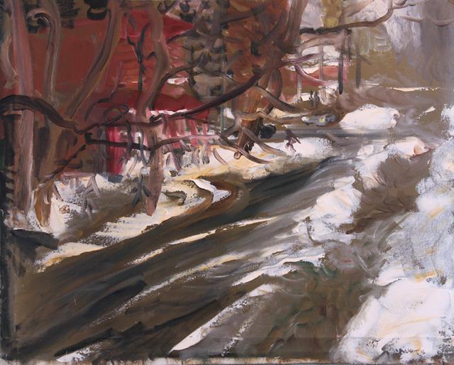 , 'Lisgar Street and Kent, December 20, 2016,' 2016, Robert Kananaj Gallery