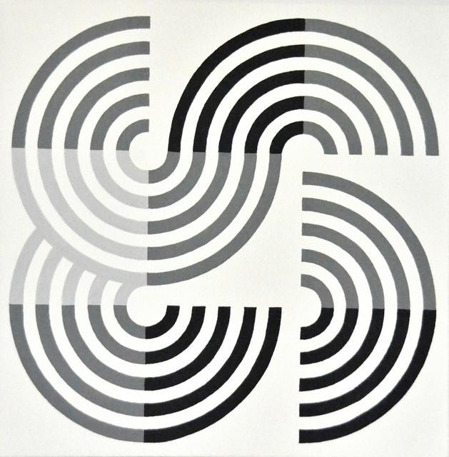 , 'm8,' 2018, Galerie La Ligne