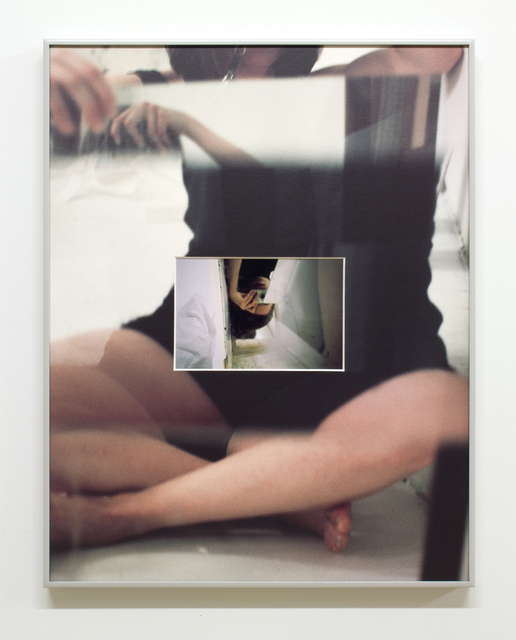, 'Hinge, tractioned,' 2015, Simone Subal