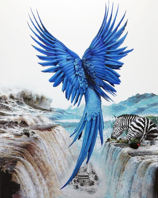 , 'Instant Landscape-Parrot#2,' 2015, Pyo Gallery