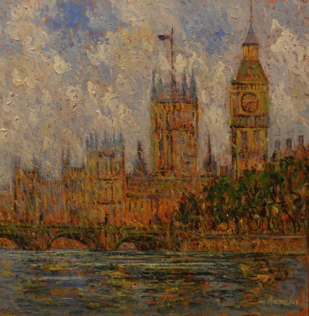 , 'London,' 2016, Galerie d'Orsay