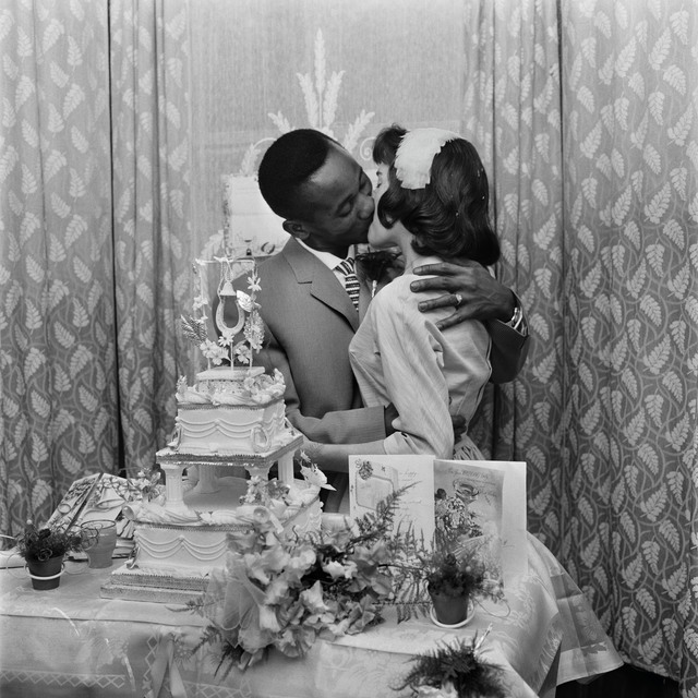 , 'Untitled from the series 'Hackney Kisses',' 2010, The Photographers' Gallery