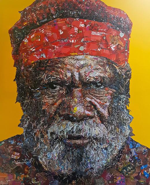 Virut Panchabuse, 'Aboriginal', 2019, MLA Gallery
