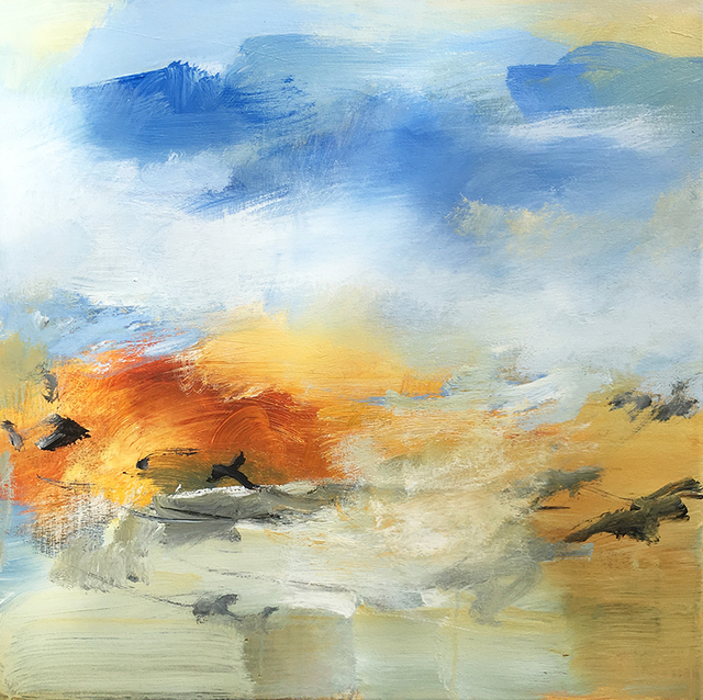 Kathy Buist, 'Moment of Light', 2019, Galerie d'Orsay