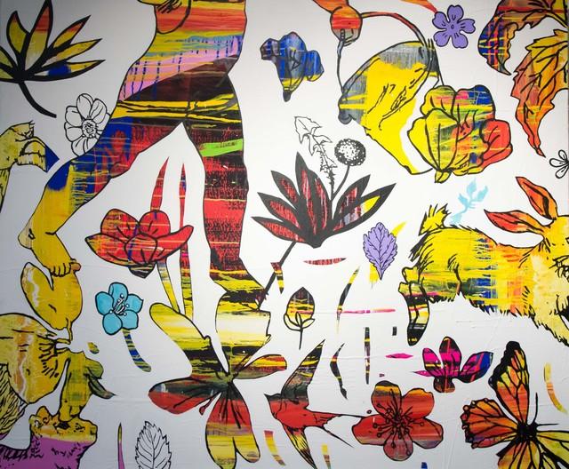 , 'Free Spirit,' 2018, Galerie Montmartre