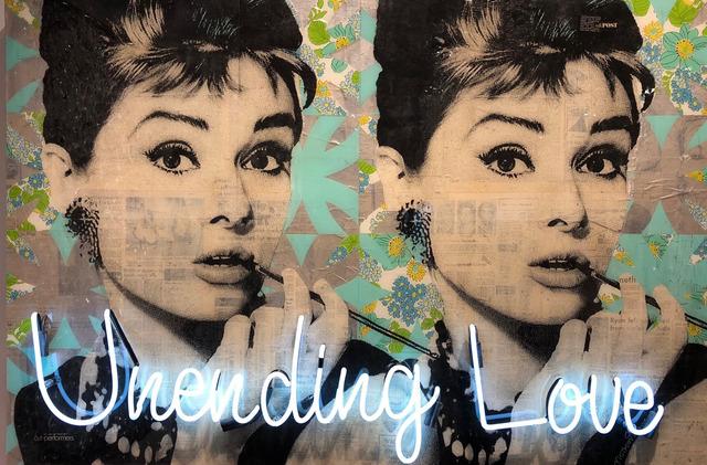 , 'Unending Love Audrey,' 2016, Gilles Clement Gallery