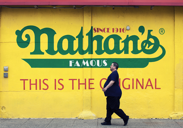 , 'Nathan's Passerby ,' , Soho Photo Gallery