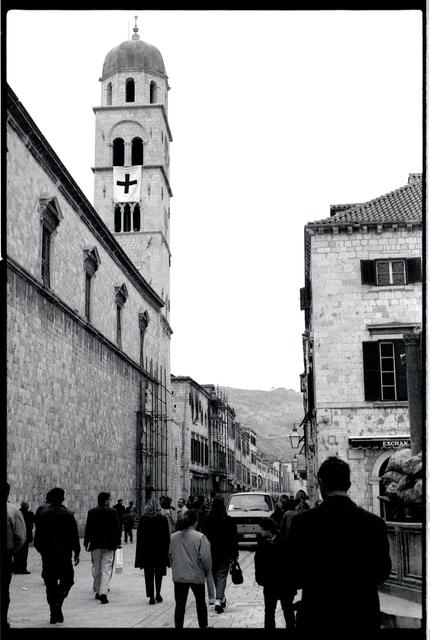 Tolj Slaven, 'Black Cross', 1992, Photography, C-Print, b & w, Galerie Michaela Stock