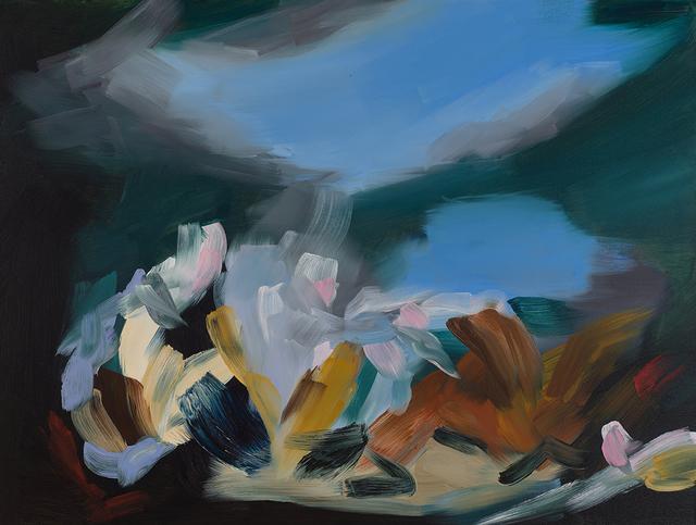 , 'After Fools Rush In II,' 2016, Cynthia Corbett Gallery