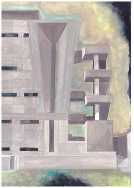 , 'Nr 386,' 2015, Galerie Jocelyn Wolff