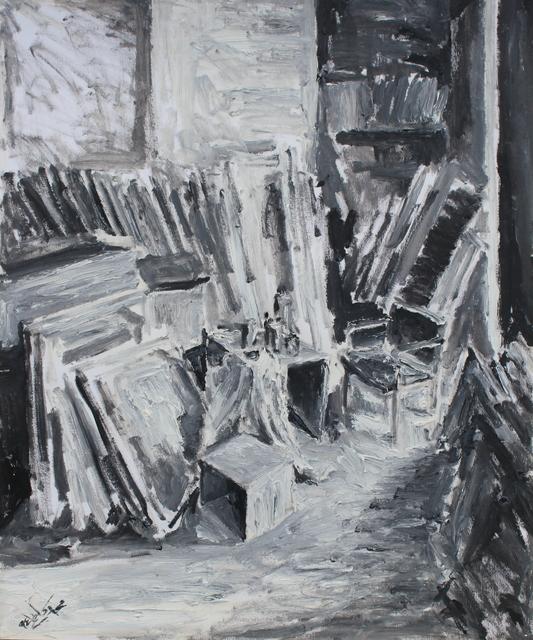 , 'My Studio,' 1994, Salwa Zeidan Gallery