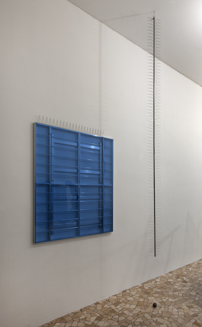 , 'Deterrent,' 2014, Federico Luger (FL GALLERY)