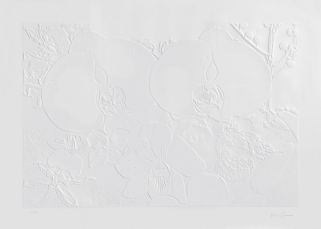 , 'Fossil Record Ice Strata - 1st Layer,' 2015, Human Reproduction