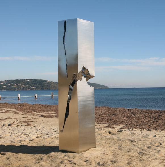 , 'Seisme VI,' , ten|Contemporary