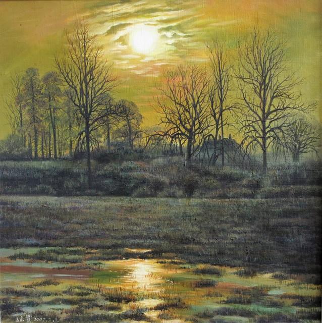, 'Moonlight,' 2007, A-Art Shengzan Gallery
