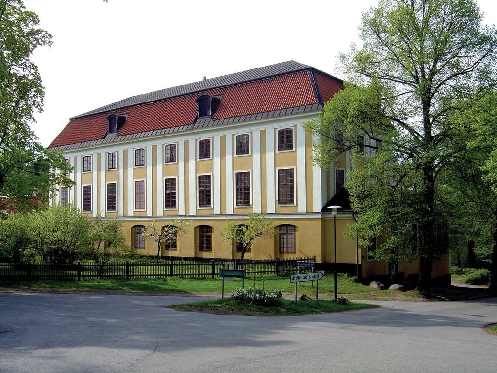Ulriksdal Palace Theatre Confidencen.