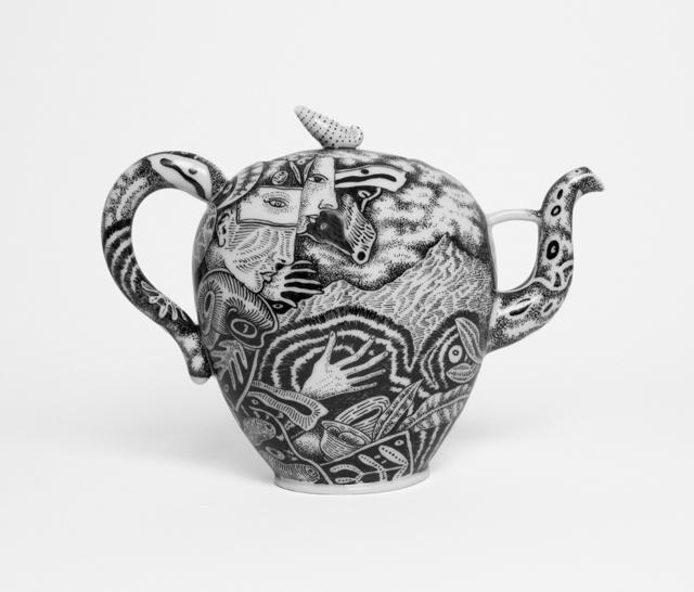 Kurt Weiser, 'Teapot', 2016, Ferrin Contemporary