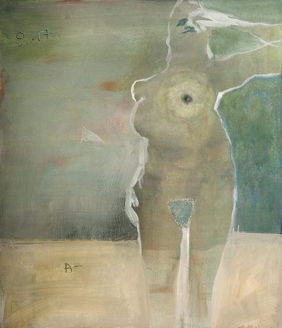, 'Untitled I,' 2017, GOLESTANI