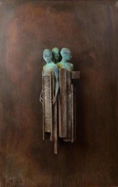, 'Dialogo III,' 2014, ATR Gallery
