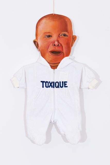 , 'Toxique,' 2008, Stevenson