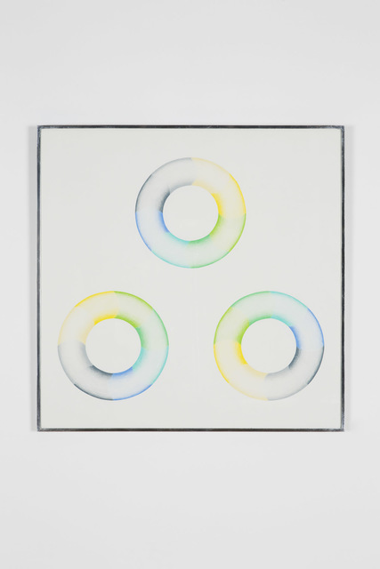 , 'Donut Drawing #1,' 1968, Jessica Silverman Gallery